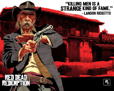 #22 Red Dead Redemption Wallpaper
