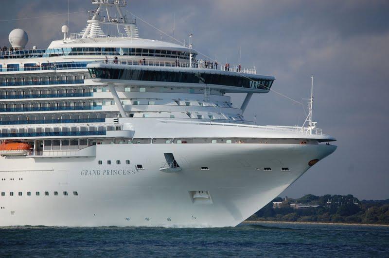NAVIGATIONCruising And Maritime Themes PRINCESS CRUISES