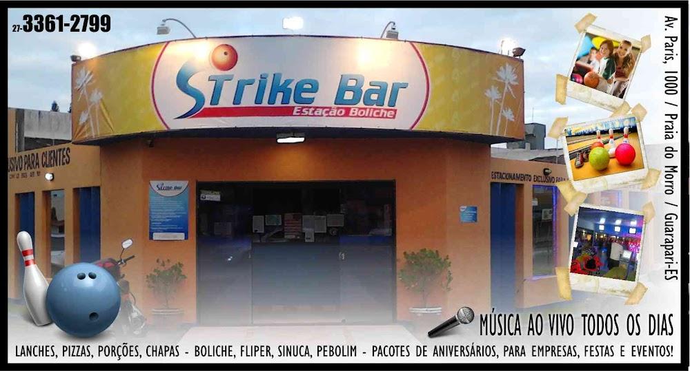Strike Bar - Estação Boliche