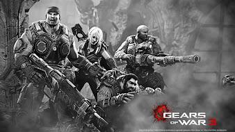 #27 Gears of War Wallpaper