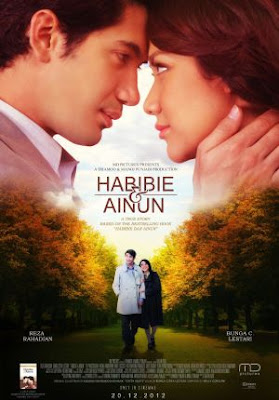 Habibie & Ainun [2012] - DVDRip 350MB