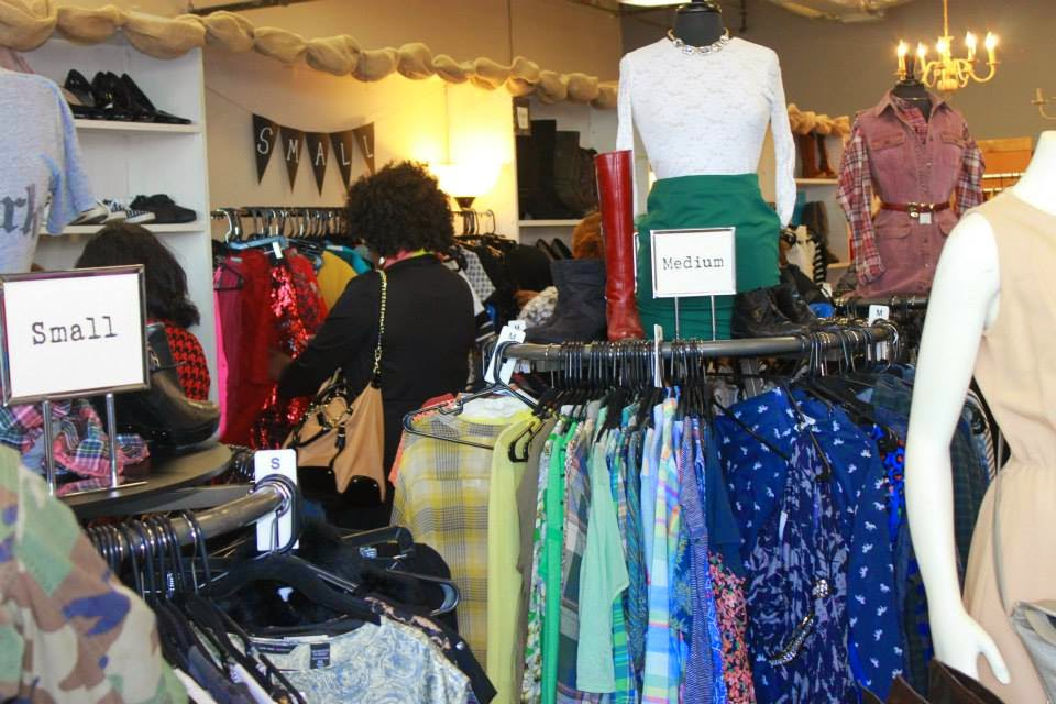 GEORGIA THRIFT VINTAGE CONSIGNMENT SHOPS