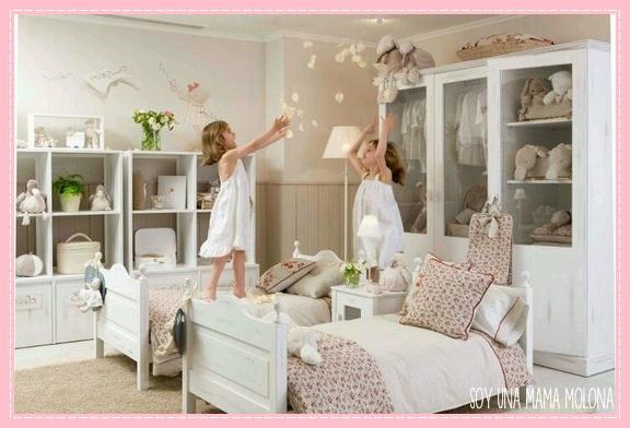 Soy una mama molona habitaciones infantiles - Habitaciones de ensueno ...