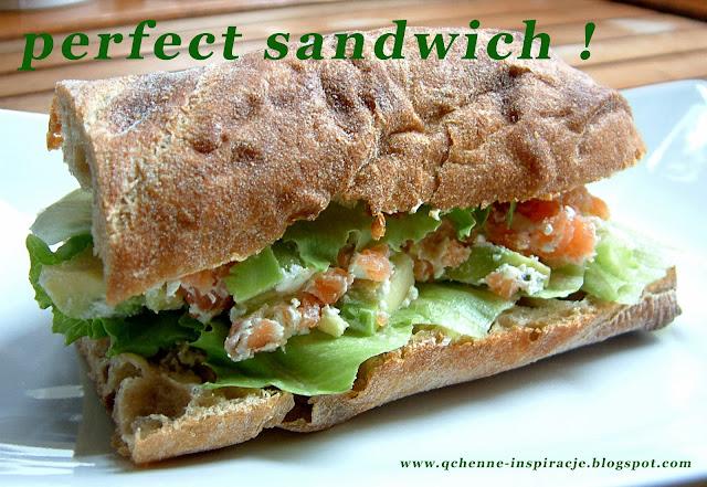 Lunchbox samo zdrowie !!! Kopalnia witamin i minerałów w jednej kanapce co zabrać do pracy zdrowa dieta kaloryczność łosoś awokado