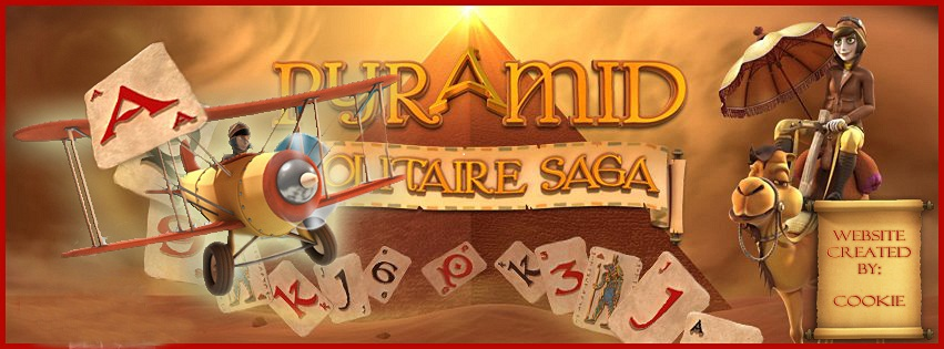 Pyramid Solitaire Saga Players All Help