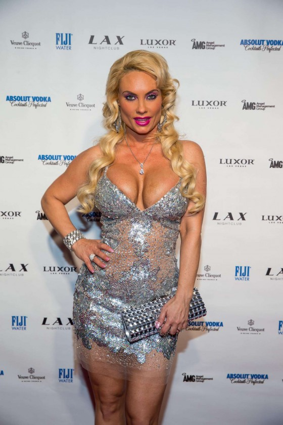Nicole Coco Austin – New Year's Eve Party at LAX Nightclub