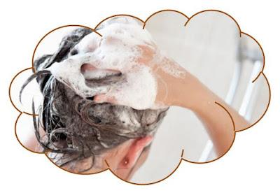 Gb. Shampo Untuk Menghilangkan Ketombe
