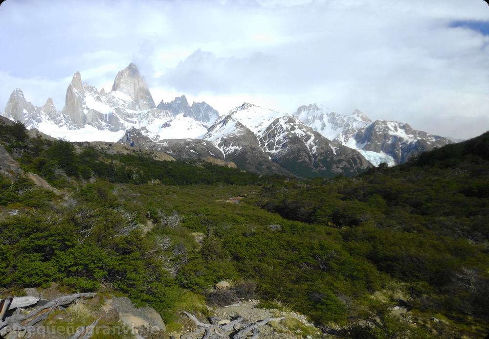 El Chaltén, Fitz Roy, patagonia