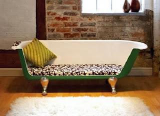 Ideas para Reciclar Bañeras, Maceteros y Muebles Reciclados