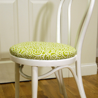 Bentwood Chair Makeover