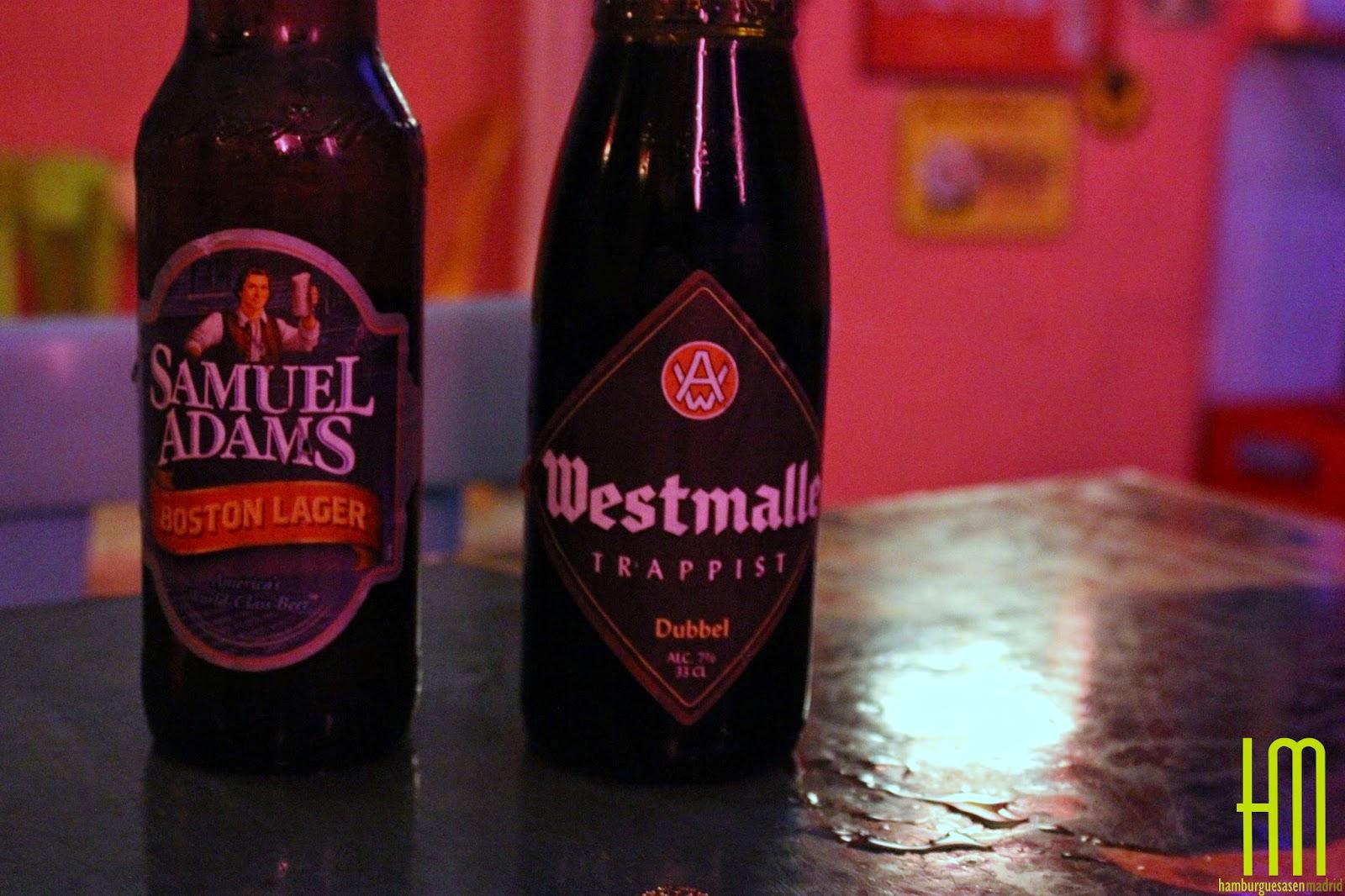 Dos cervezas en In Dreams