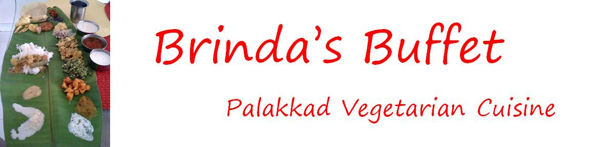Brinda's Palakkad Vegetarian Cuisine