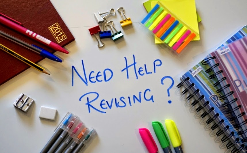 tips to help you revise and study