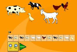 JUEGO MUSICAL SONIDO ANIMALES
