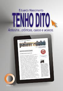 Livro TENHO DITO