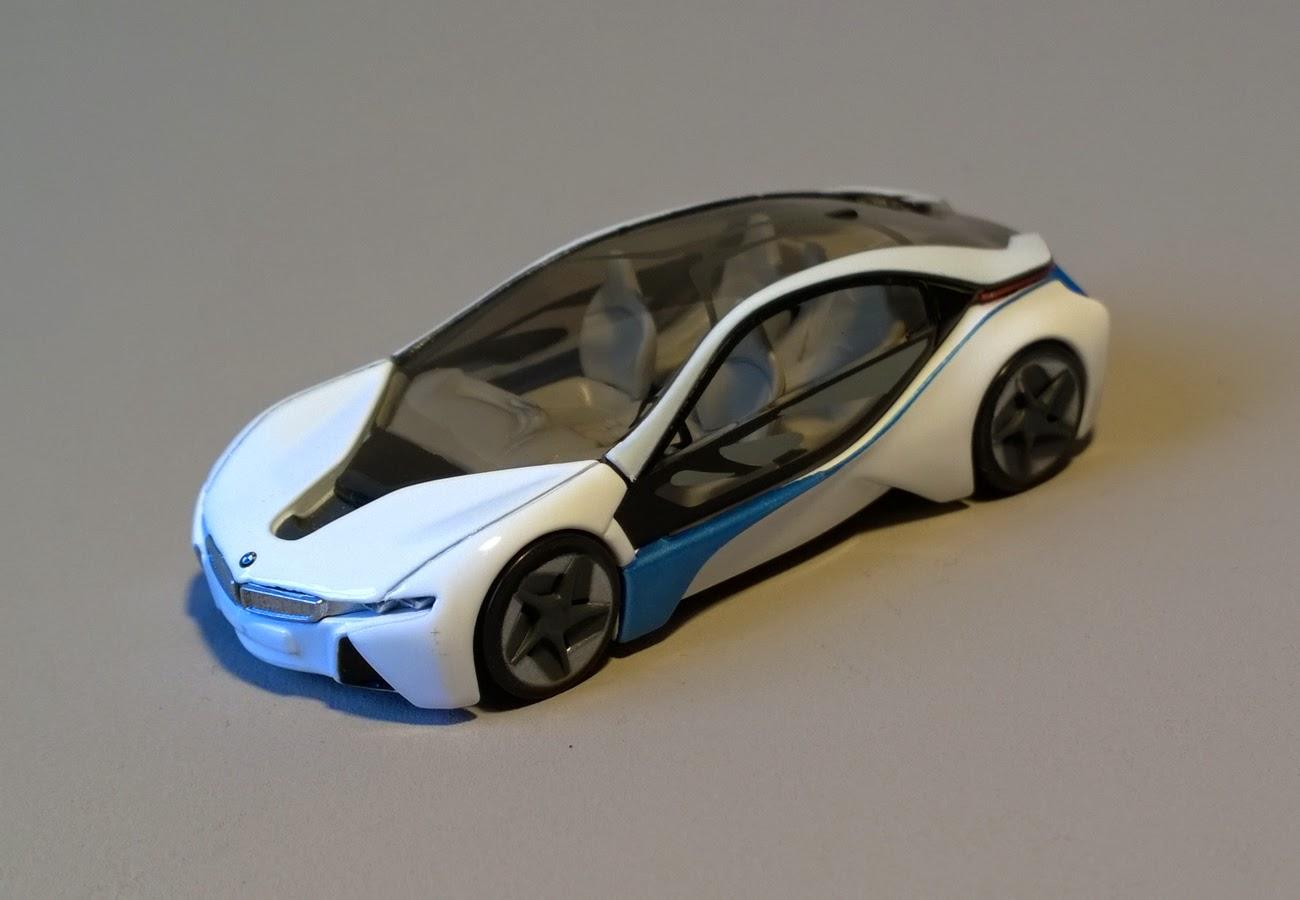 Sixty Four Ever Diecast: 2009 BMW Concept Vision EfficientDynamics ...