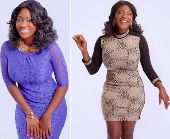 mercy johnson photos