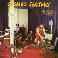 CREEDENCE CLEARWATER REVIVAL - Cosmo's factory - Mejores discos de 1970