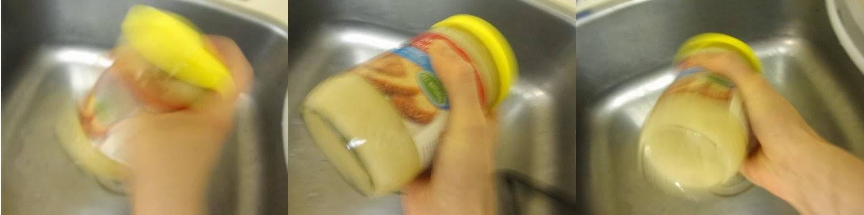 Shake your peanut butter jar!