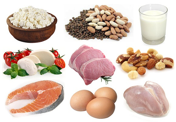 Consume Foods Rich in Proteins