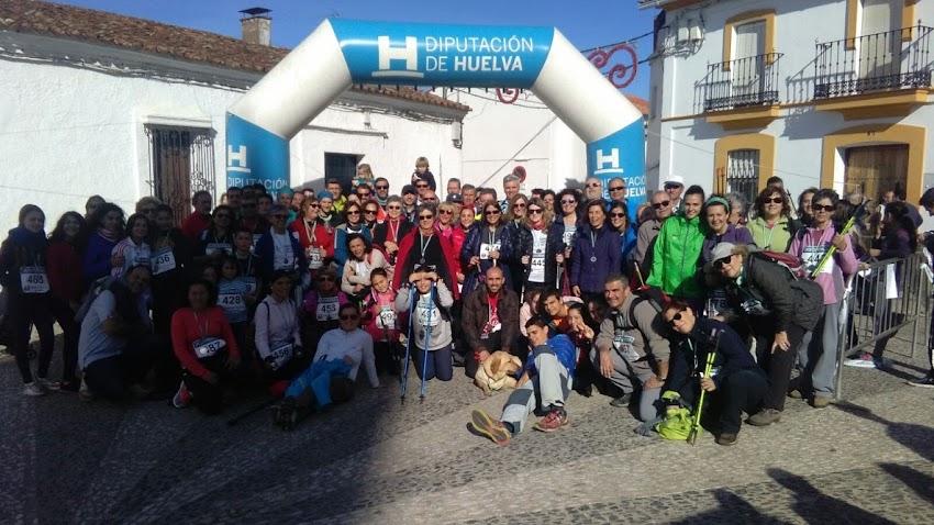 III Cross Trail Santa Ana la Real ADM / NW Sevilla