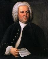 Иоганн, Себастьян, Бах, портрет, композитор