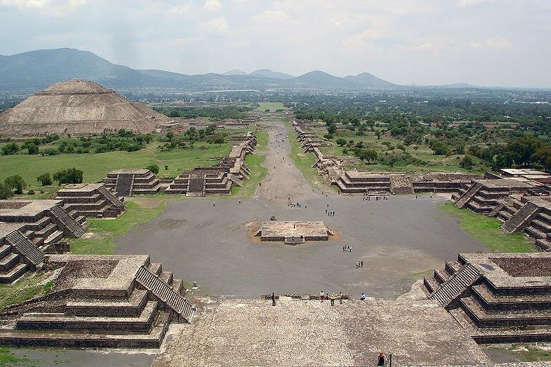 Ciudad prehispánica de Teotihuacan