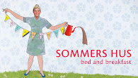 Sommershus- Retro Bed and Breakfast