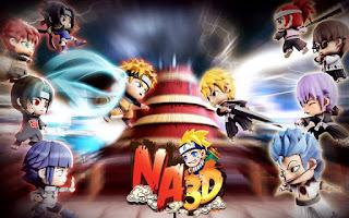 Naruto 3D
