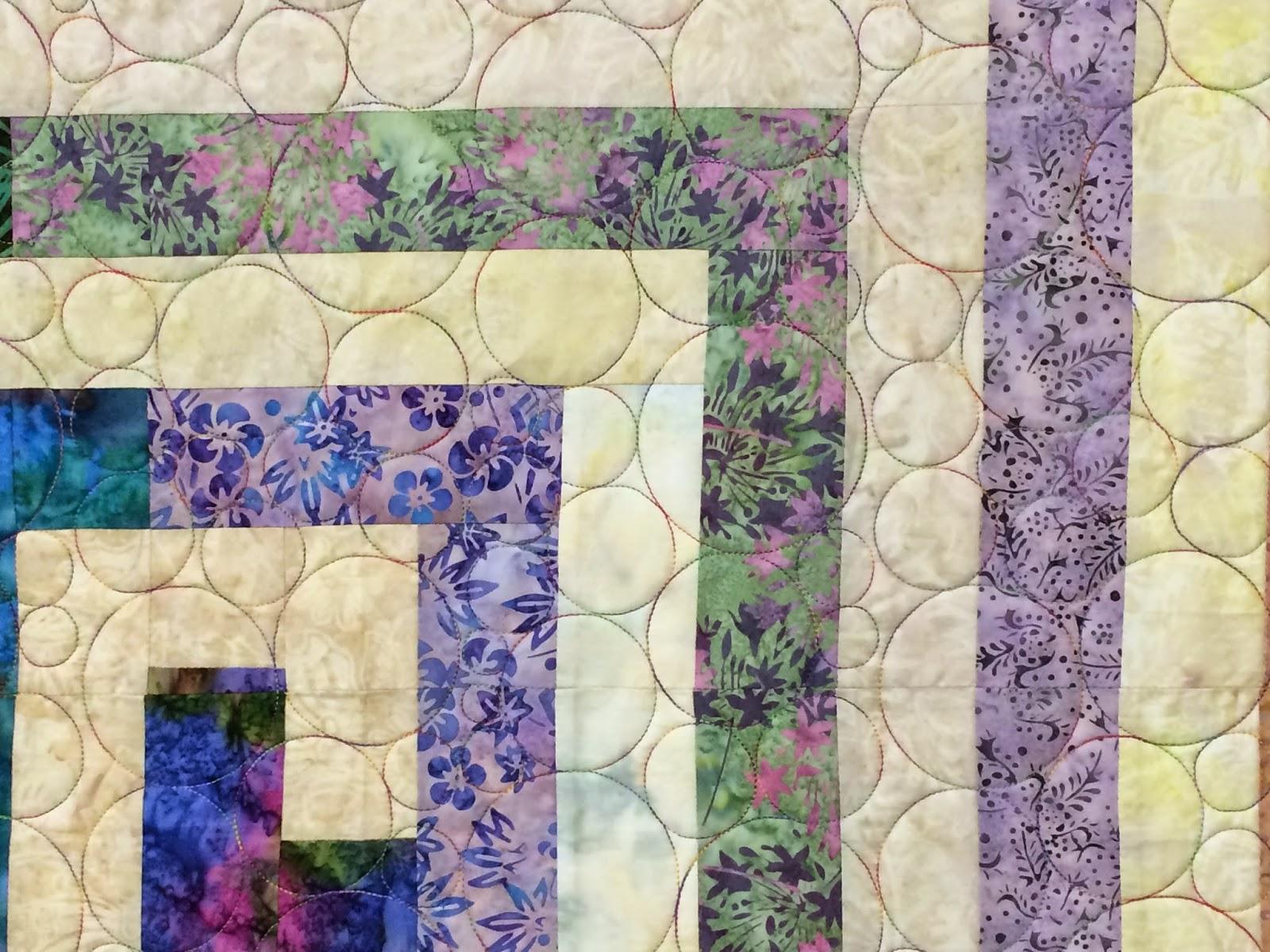 Sally Krebs Thin Square Quilt