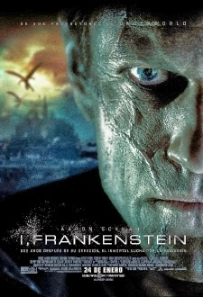 I, Frankenstein 2014 poster