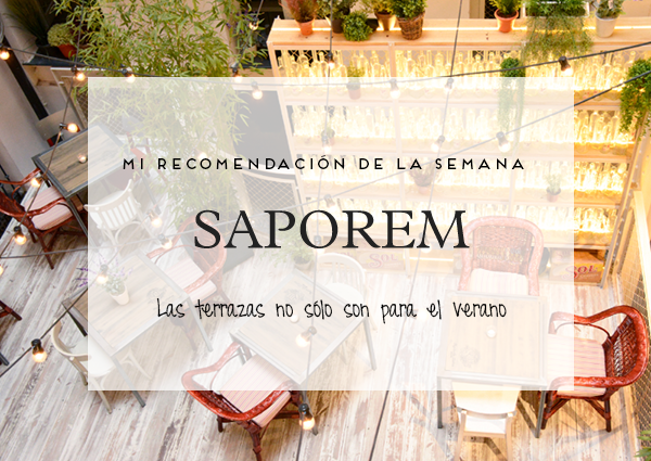 restaurante saporem madrid
