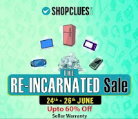 Shopclues:Enjoy Upto 60% Off on a wide range of Electronics, Mobiles & Tablets With Seller Warranty…