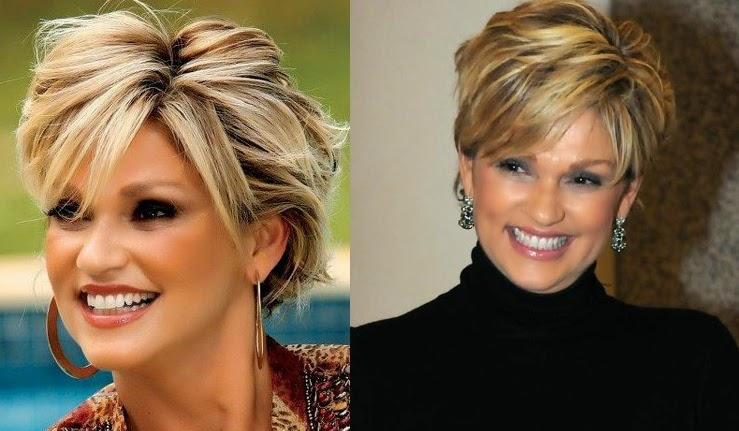 Fazer dois corte lindo de cabelo curto ideal para cabeleireiros