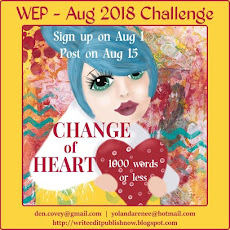 WEP CHALLENGE FOR AUGUST....CHANGE OF HEART~