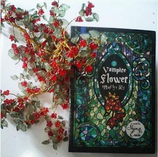 [Review + Giveaway] Vampire Flower [2] - Shin Ji Eun