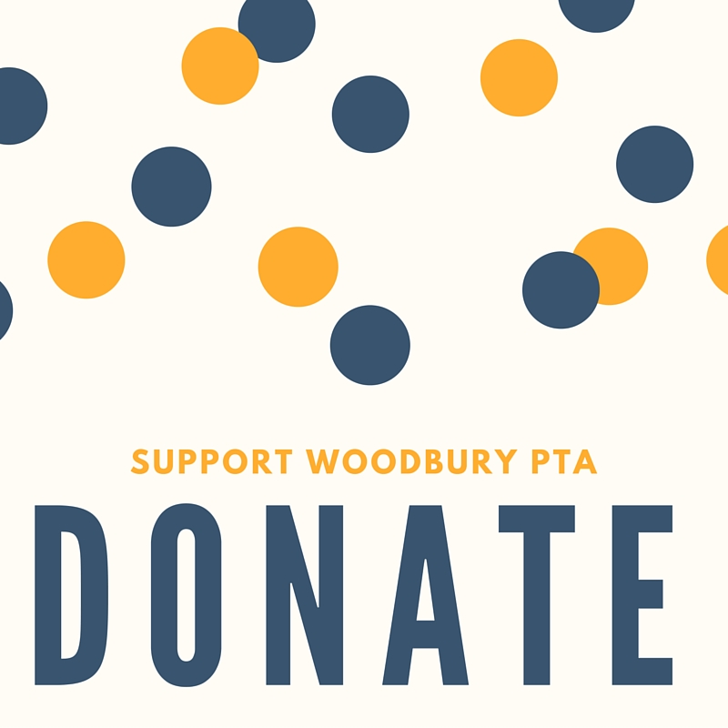 Your Donations Support Woodbury PTA