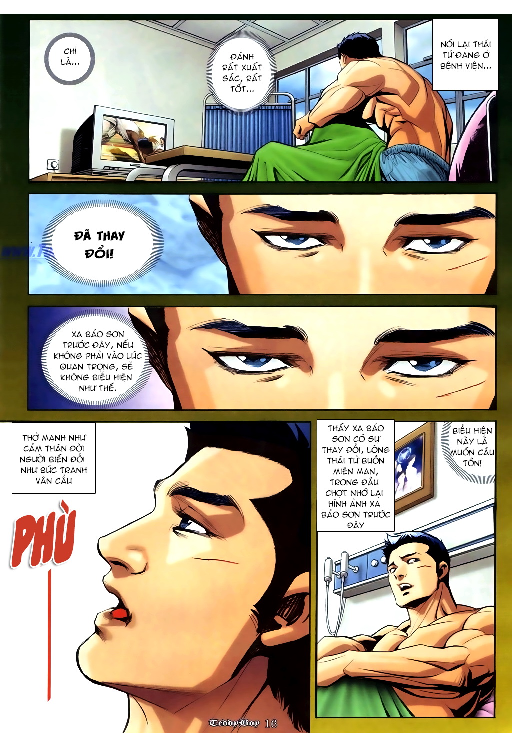 Người Trong Giang Hồ Chap 899 - Truyen.Chap.VN