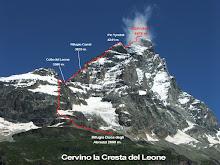 Cervino Cresta del Leone