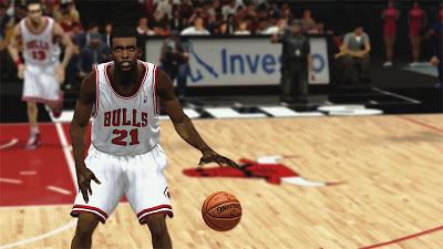 NBA 2K13 Jimmy Butler Hair Update