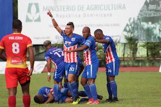 Atlético SFM apabulla a Atlético Vega Real