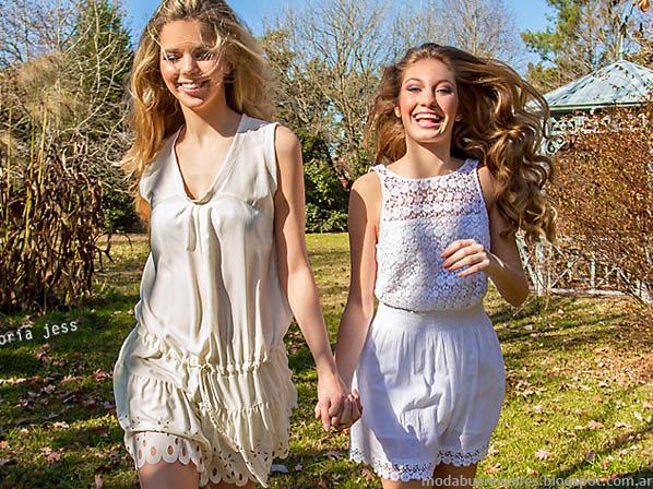 Colección Victoria Jess vestidos primavera verano 2014