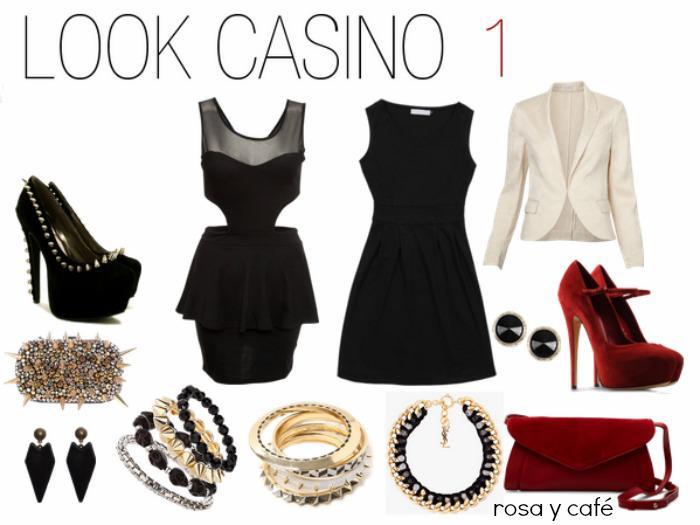 Vestuario para ir a un casino