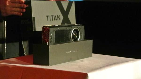 Η νέα ναυαρχίδα της Nvidia η Titanium X έρχεται με 8 δισεκατομμύρια τρανζίστορ και 12 GB μνήμης.