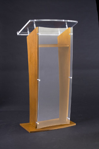 Acrylic Lecterns Pulpits Amp Stylish Lucite Lecterns Are