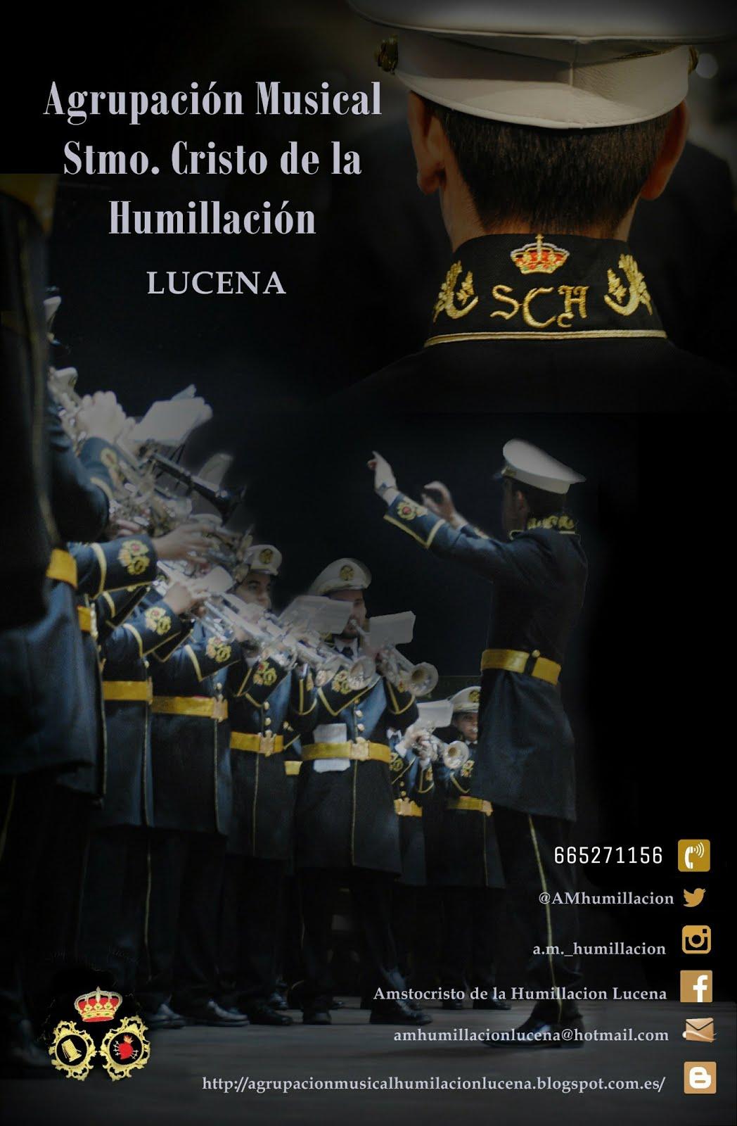 AGRUPACION MUSICAL STMO. CRISTO DE LA HUMILLACIÓN
