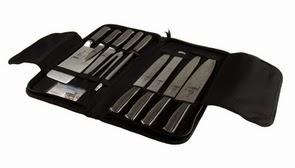christmas giveaway bonanza #10 - 9 piece samurai knife set rrp
