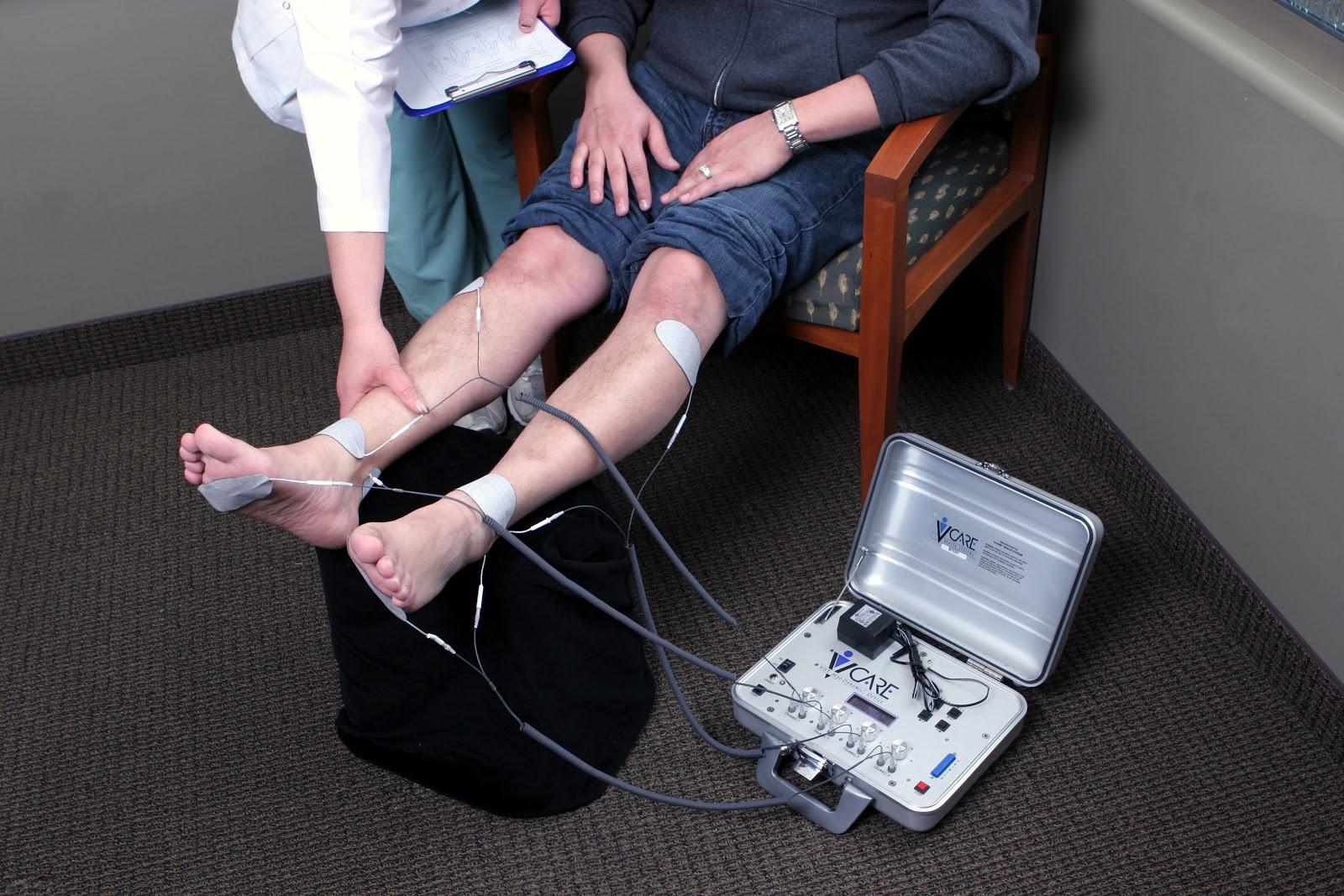 neuropathy treatment machine
