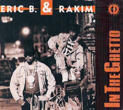 Eric B. & Rakim – In The Ghetto (CDS) (1990) (320 kbps)
