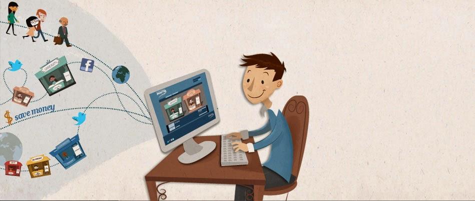 Paso a paso dejando huella un gran reto el trabajo virtual for Oficina virtual empleo jccm